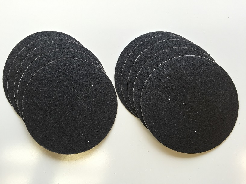 Hand Sanding Replacement Sanding Discs